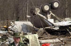 Поляки назвали авиакатастрофу под Смоленском терактом