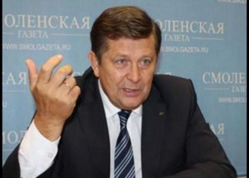 Ушел из жизни мэр города Гагарин Александр Гринкевич