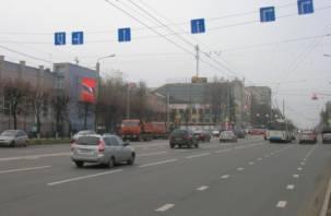 Спустя полгода на перекресте Кирова-Гагарина появились дорожные знаки