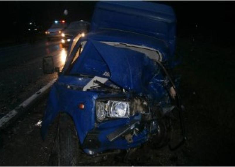 ДТП в Починковском районе унесло жизни трех человек