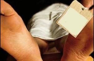 Жертвой кражи в Починковском районе стал покойник