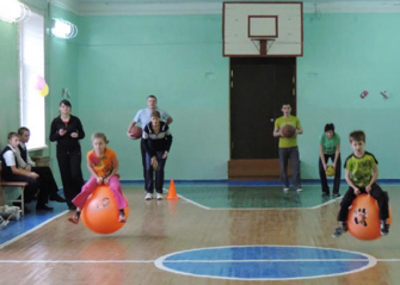 В Смоленске прошли соревнования спортивных семей