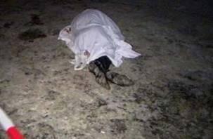 В Вязьме расстреляли человека из автомата