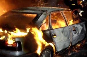 В Смоленске участились случаи возгорания автомобилей