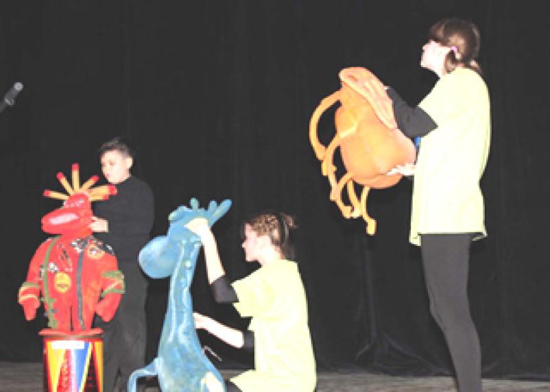 Межрегиональный фестиваль кукольных театров прошел в Десногорске