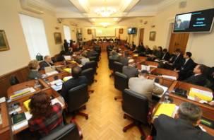 Депутатам предложили взяться за наполнение областного бюджета