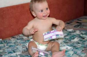 В 2014 году смоленских родителей не лишат пособий на третьего ребенка