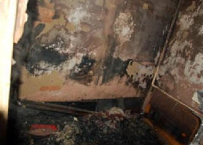 Пожар в поселке Миловидово унес жизнь человека