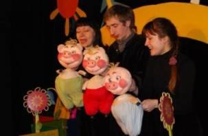 Смоленский театр кукол готовит новогоднюю программу