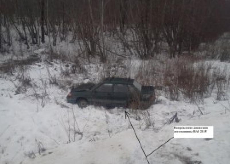 За одно утро на дорогах Смоленской области пострадало пять человек