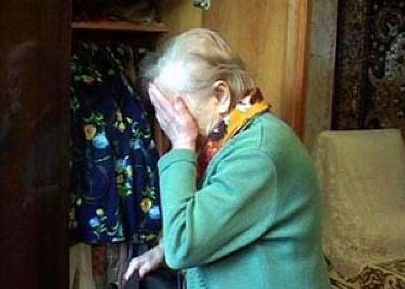 Пожилых людей стали чаще грабить