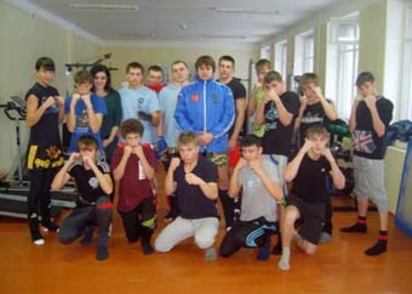 В Сафоново прошел выездной семинар по кикбоксингу