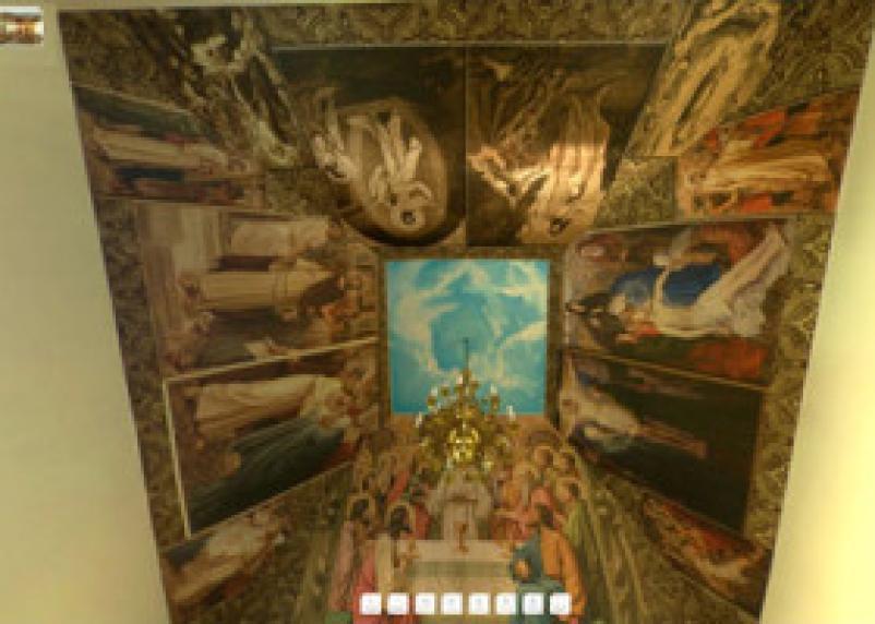 В храм святой Татьяны — на виртуальную экскурсию