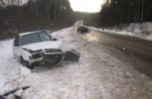 Непогода в Смоленской области привела к многочисленным ДТП