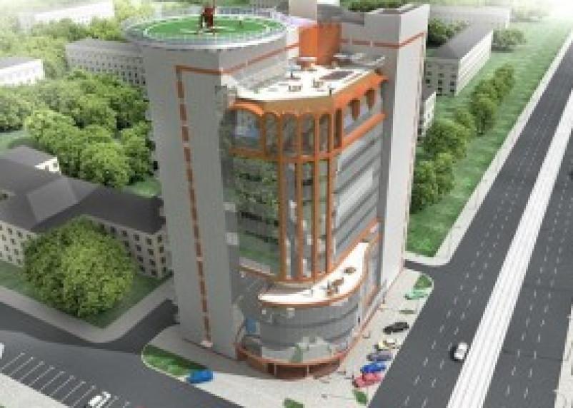 Строительство ТДЦ «Гагаринский» идет по графику