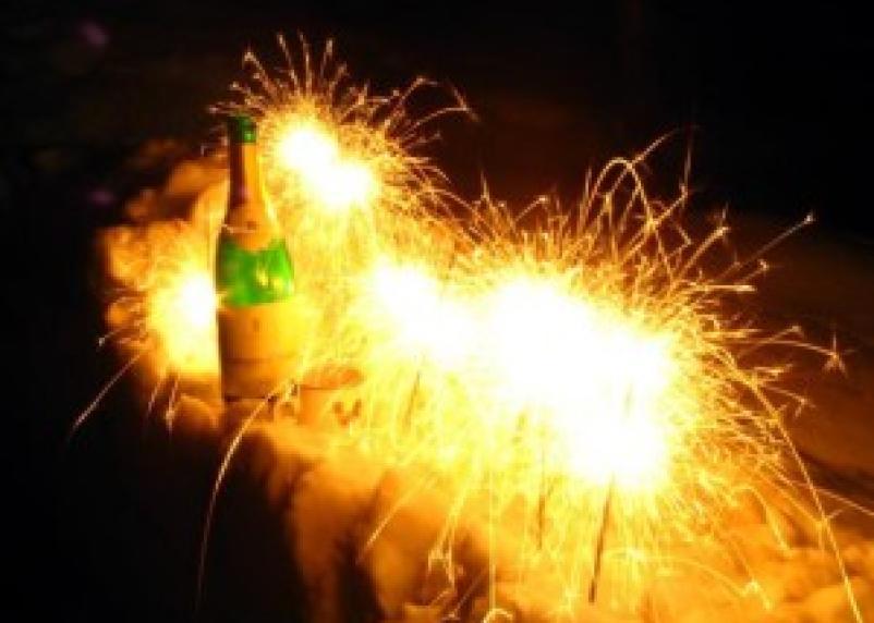 Новый год без неприятных происшествий