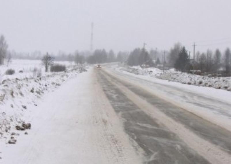 Пенсионерка погибла на трассе в Кардымовском районе