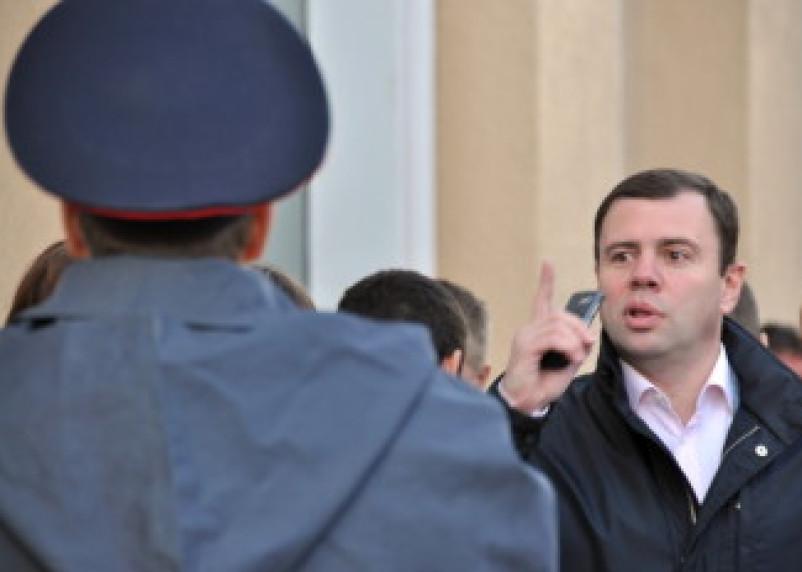 Константин Лазарев говорит о политическом заказе и надеется на лучшее
