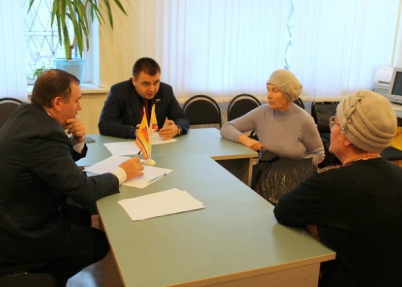 Алексей Казаков приступил к работе в Брянской области