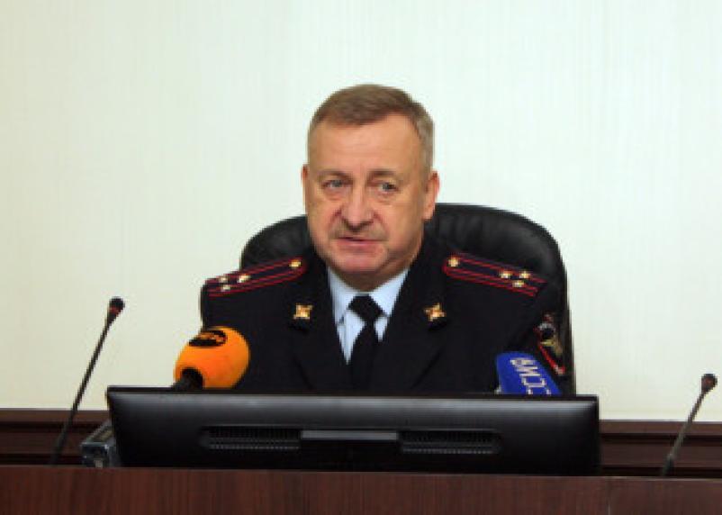 Начальник угрозыска раскрыл детали громких преступлений