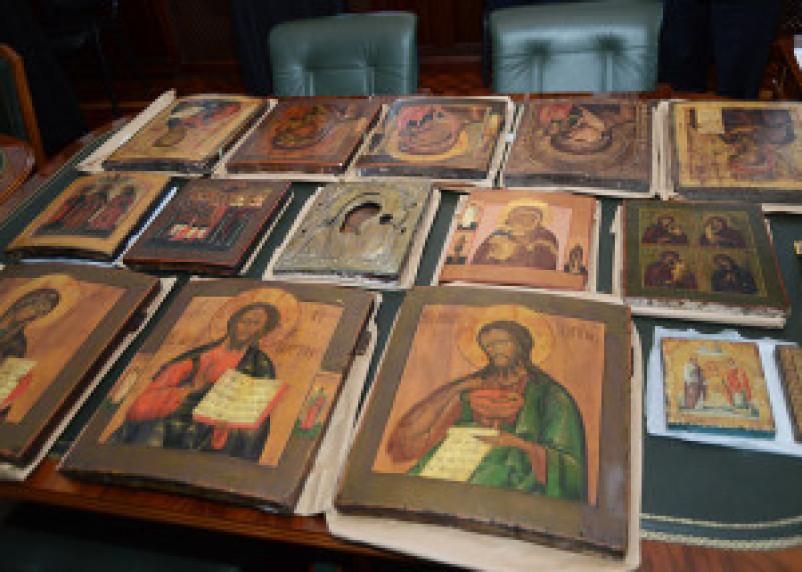 Смоленской епархии вернули древние иконы