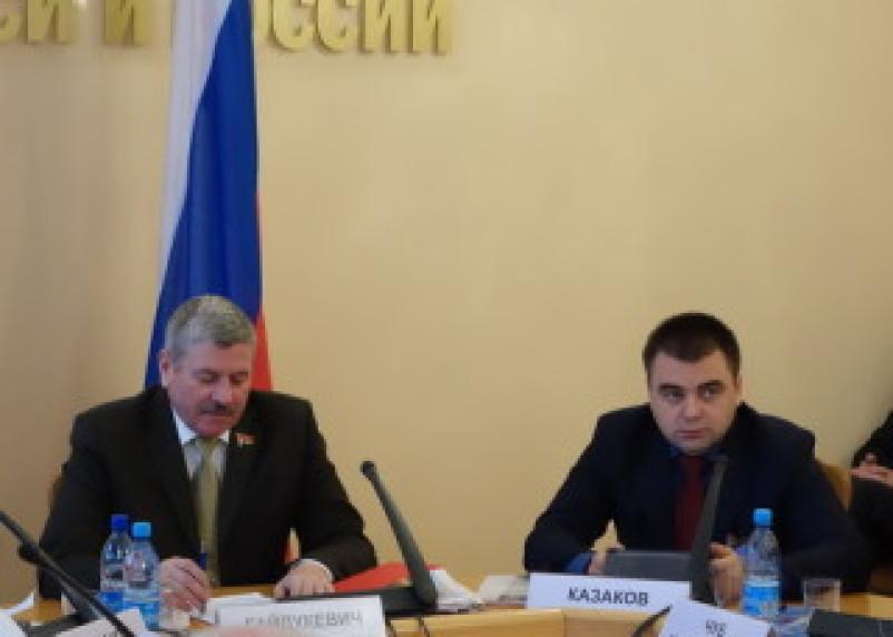 Алексей Казаков дал оценку ситуации в Украине