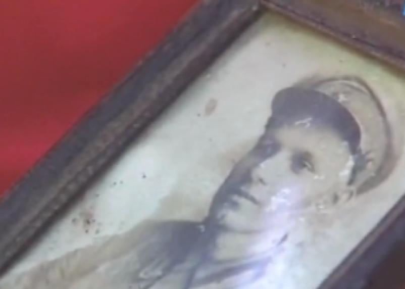 Личные вещи погибшего под Смоленском кубанского красноармейца передали родственникам