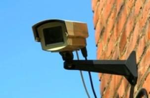 Смоленские дворы могут оказаться под видеонаблюдением