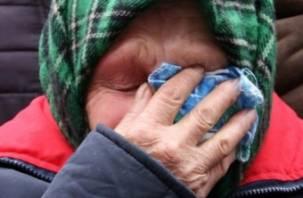 «Спасение» сына обошлось смолянке в сто тысяч рублей