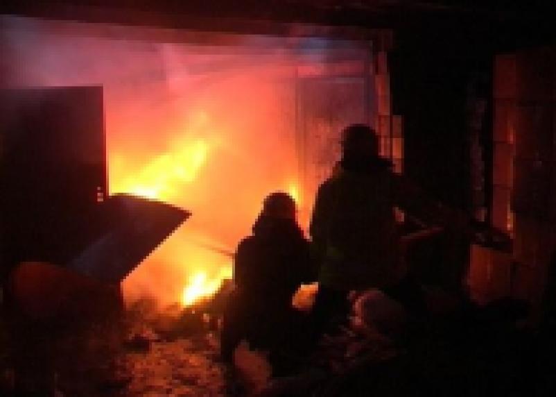 В новогодние праздники в Смоленской области в пожарах погибло три человека