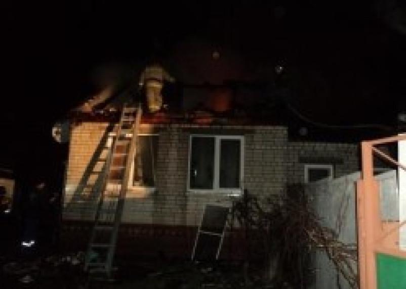 В Смоленской области снова горели хозяйственные постройки, дома и автомобиль