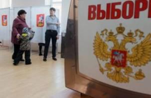 Голосовать в 2014 году россияне будут по-прежнему в начале сентября