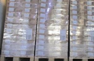 19 тонн моцареллы из Дании возвращено отправителю