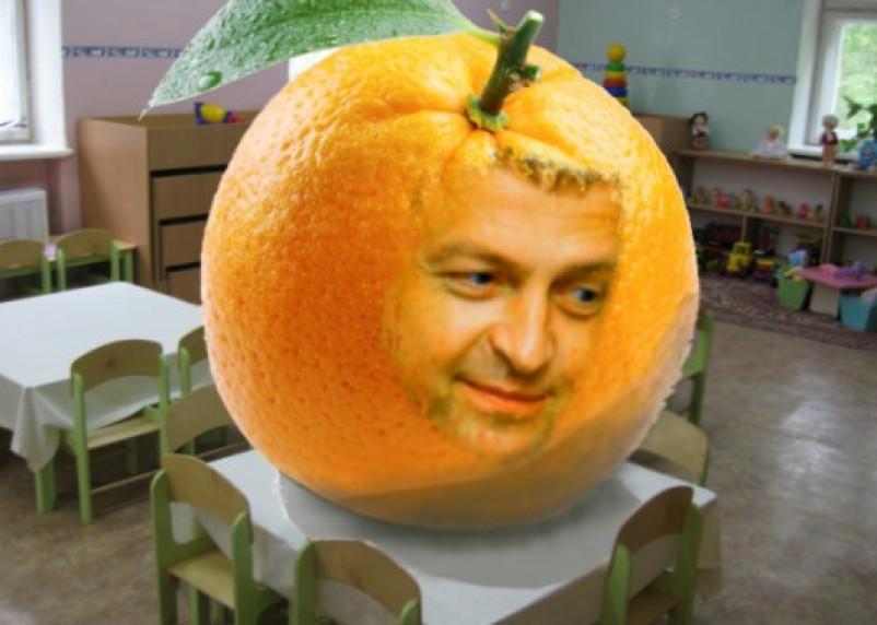 «Золотые апельсины» Николая Алашеева
