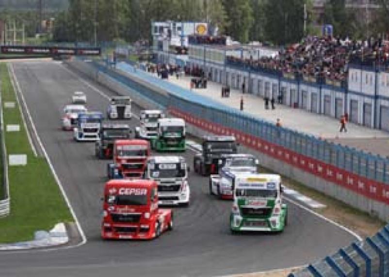 В этом году гонок грузовиков на «Смоленском кольце» не будет