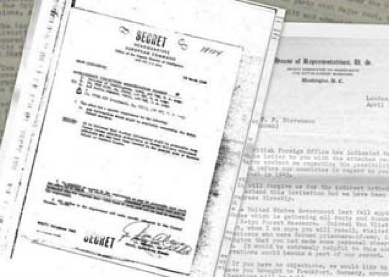 В архивах США найден документ, касающийся расстрела в Катыни