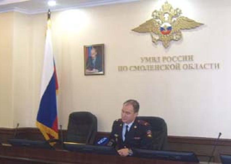 Слух о террористке в Смоленске оказался ложным