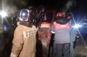 В ДТП под Смоленском погиб водитель «Фольксвагена»
