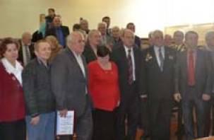 Смоленский «Союз воинов-интернационалистов» провел встречу в СГУ