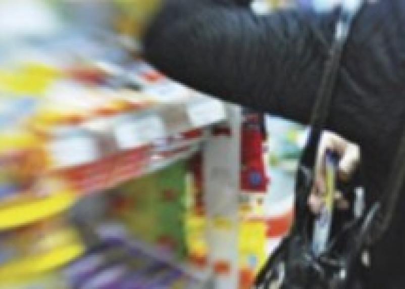 В Дорогобуже задержана женщина, подозреваемая в краже из магазина
