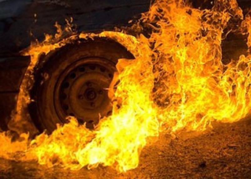 Кардымовский водитель сгорел в собственном автомобиле