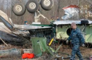 Следов взрывчатки на обломках Ту-154 не найдено