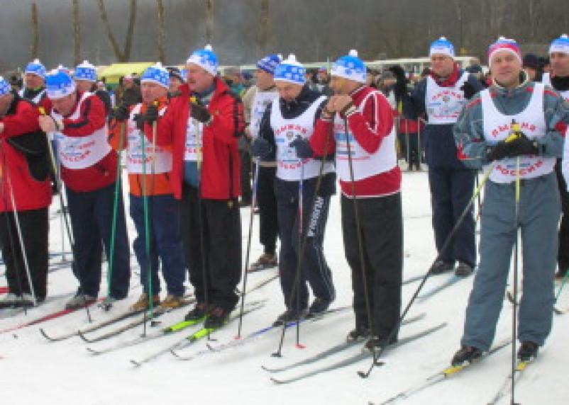 В Смоленске началась регистрация участников «Лыжни России»
