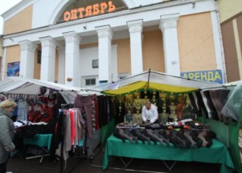 В Смоленске сократится география передвижных ярмарок