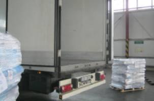 20 тонн французского свиного шпика и 12 тонн испанского салата возвращены экспортерам