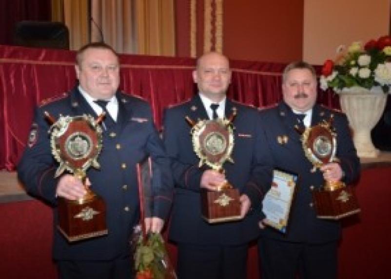 Территориальным подразделениям полиции вручены кубки имени генерала Воробьева