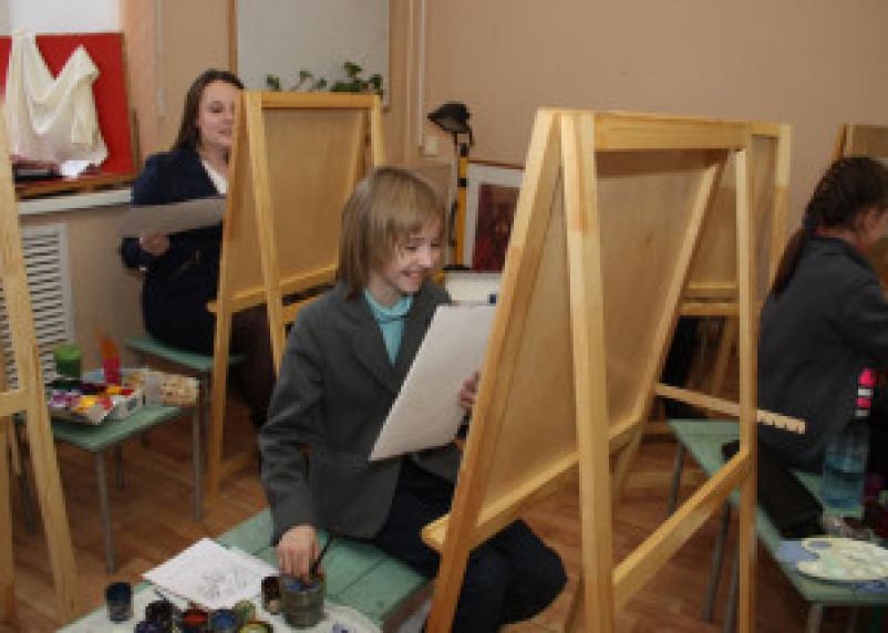 В детской художественной школе Смоленска пройдет выставка по итогам конкурса