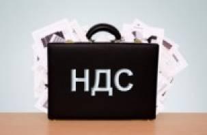 Мошенники пытались незаконно «возместить» из городского бюджета НДС в размере более 2,6 миллионов рублей