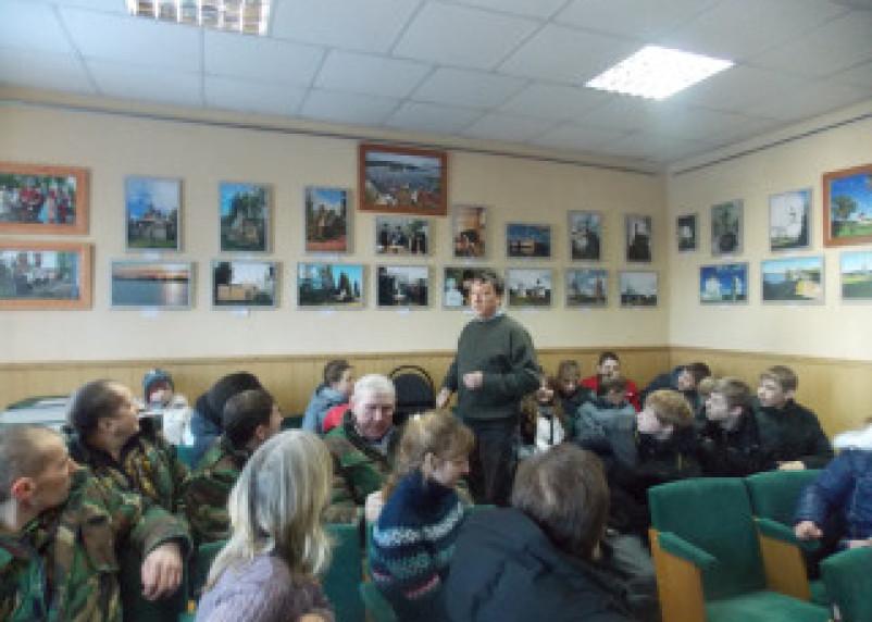 В «Смоленском Поозерье» открылась фотовыставка «Русь православная»