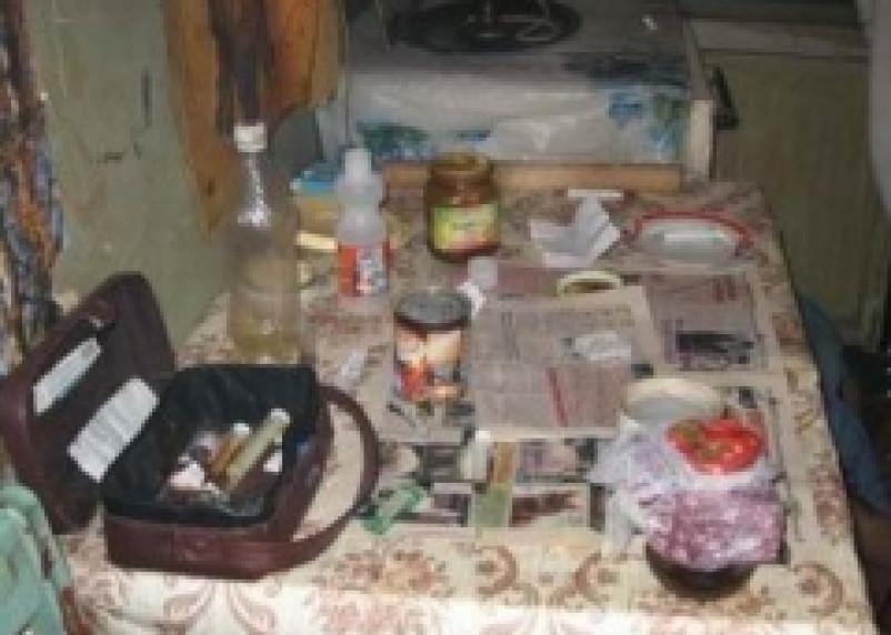 Ярцевские полицейские выявили наркопритон